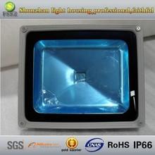 Foshan Factory 10w-50w Die Cast Aluminum Flood Light Housing For Led (housing Only)