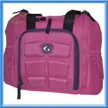 6 Pack Fitness Bag Mini Innovator 300 Pink/Purple