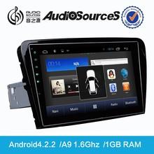 DVD car gps navigator 10.2inch 1080P digital panel Radio DVD car gps navigator for skoda octavia