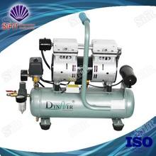 Customized High Quality Precision Die Casting Air Compressor Parts