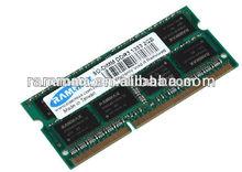 non ecc ram ddr3 2gb sodimm with ETT chips from china market