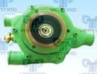 gear type water pump for concrete pump