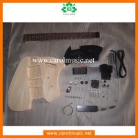 GK031 Wholesale Electric Guitar Kit Headless
