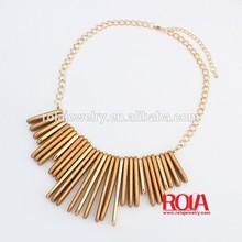 easy necklace handmade
