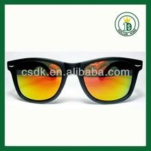 2015 orange revo lens sunglasses China factory sunglasses for promotion