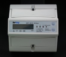 M-bus Three phase digital ACTIVE ELECTRONIC ACTIVE energy meter