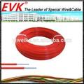 precio por unidad de teflón cable eléctrico coste