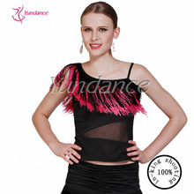 2015 Latest charming dance top for dance girl AB014