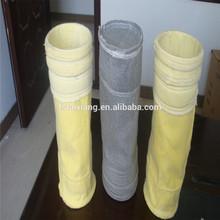 Wide Filtration Range High Filtration Precision P84 Air Dust Filter Bag for Waste Incineration