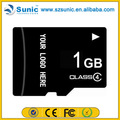 1gb 2gb 4gb 8gb 16gb 64gb 128gb 256gb classe 4 6 10 bolha/caixa plástica/pacote de massa para cartão de memória sd