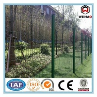 cheap price pvc coated 1x1 wire mesh fencing