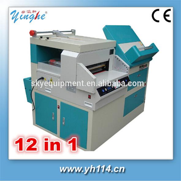 กับการอนุมัติceขายส่งในกว่างโจวประเทศจีน10ใน1เครื่องพิมพ์อัลบั้มภาพงานแต่งงาน