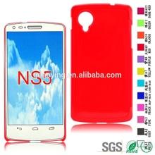 Hard Material Phone case hard plastic mobile phone back case for LG Nexus 5