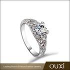 OUXI 2014 cheap beautiful rings made with Swarovski Elements jewerly 40147-1