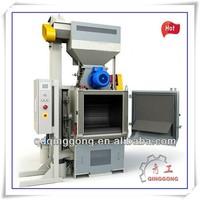 Automatic Tumble Belt Type Shot Blasting Machine/Shot Peening Equipment