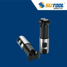 Chamfer Milling Cutter with Cylindrical Shank
