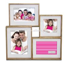desktop custom clear acrylic magnetic photo frame funny plexiglass picture frame cheap wholesale