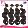 virgen del pelo y el cabello tejido de pelo tipo de extensión de la onda del cuerpo estilo de peinado