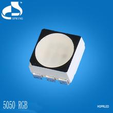 Superior hot sale car gauge 5050 led dashboard dash side blue light lamp dc 12v