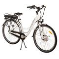 european style uomini alti con grandi sella bicicletta elettrica grande