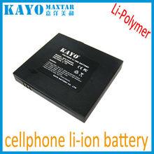 aluminum case/housing 3.8V mobile phone batteries