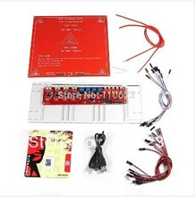 3D Printer kit Melzi Ardentissimo Control Board,Heatbed MK2a,Thermistor,Acrylic plate for RAMPS 1.4 & Mega2560,SD Card