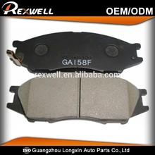OEM 41060-6N090 used for SENTRA auto brake pad