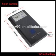 Hotest 700tvl Mini Hidden Camera With Audio With Microphone,Pinhole Camera powerbank Camera YZ042