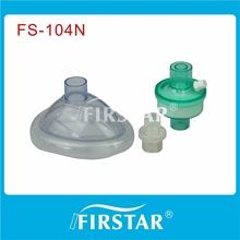 DIN13164 cpr mask value