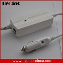 """""""L"""" 60W 16.5V 3.65A for Apple Macbook Pro A1184 In Car DC Adapter Charger Laptop"""