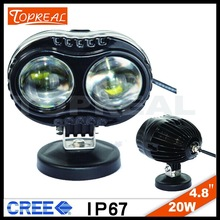 factory wholesale mini led offroad driving light for motorcycle