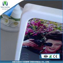 unique popular plastic picture/photo frames