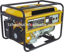 Colorful 4Stroke Small Gasoline Generator 500w ,1000w,2000w