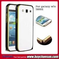 2014 hot aluminum bumper cover Phone case for samsung galaxy win I8552 back cover case