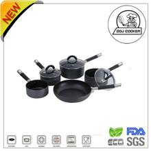 8PCS Aluminum Non-stick Ceramic/Marble Coating Cooking Tools