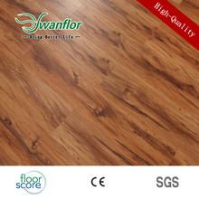 6.0mm interlocking PVC vinyl flooring tiles