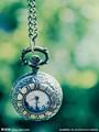 Antiguo reloj de bolsillo, puede hacer su propio logotipo en la portada