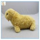 China wholesale Cute plush sea animal soft plush toy walrus sea animal toy soft plush sea elephant stuffed walrus plastic eyes