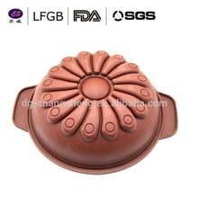 New style designer fashion silicon mold / disposable microwave baking pans home utensils china