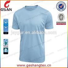 Breathable dri fit men custom t-shirt