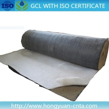 geosynthetic clay liner with hdpe geomembrane GCL for basement&swimming pool