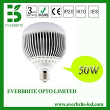 Pendant high bay 50w led industrial luminaire for warehouse,factory,workshop
