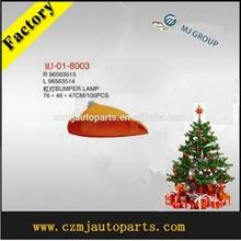Car Bumber lamp for MATIZ Car Accessories Bumper Light OEM R 96563512 L 96563514
