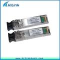 Bon prix et de haute qualité 80km 10g cwdm sfp+ fibre optique transceiver