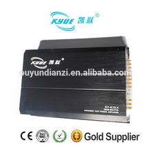 4 Channel 2000W Black Car Audio Amplifier