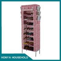 hongya popular eco-friendly chinese antique shoe cabinet