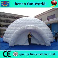 inflável ao ar livre de acampamento barraca de bolha para venda