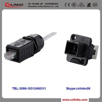 2015 Hot New Design Electrical Plastic Air Connector with Incredible Connection