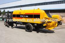 Hot sale diesel engine concrete pump brand new pump concrete