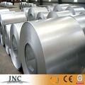 Galvanizado zinco revestido bobinas de aço / densidade de bobina de aço galvanizado